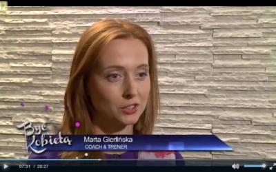 """Warsztaty rozwojowe dla """"Być kobietą"""" w TVS"""